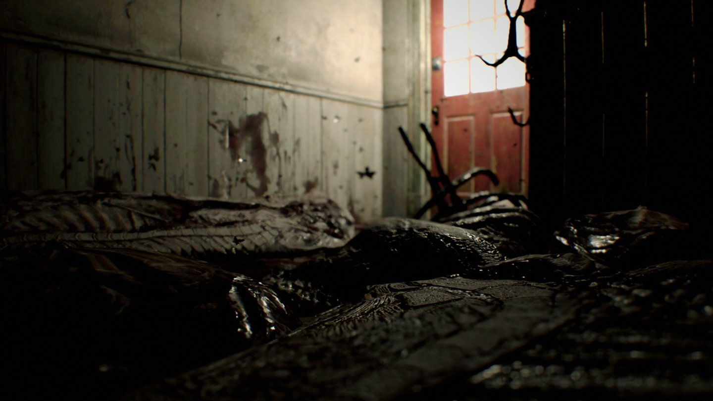 Resident Evil 7 - Screenshots zum VR-optimierten Biohazard