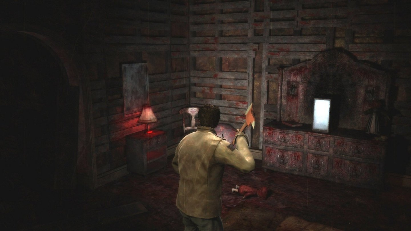 Silent Hill Homecoming 3
