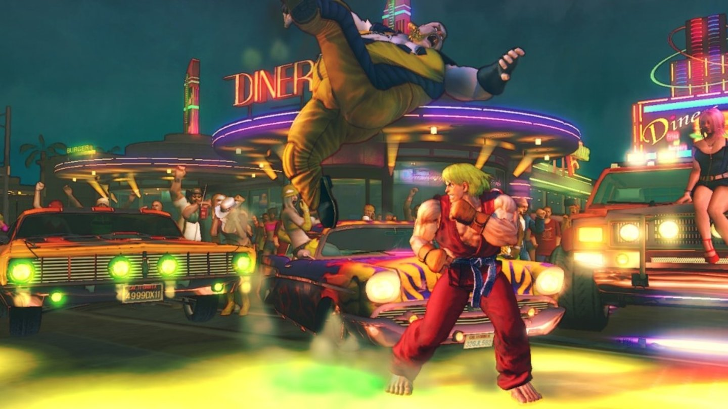 Street Fighter IV 15