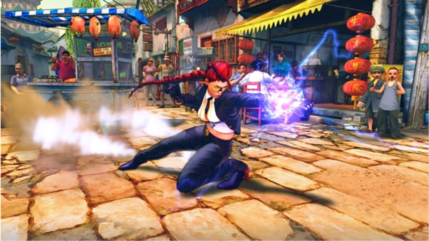Street Fighter IV 5