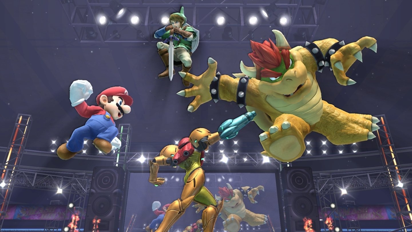 Super Smash Bros. - Wii-U-Screenshots
