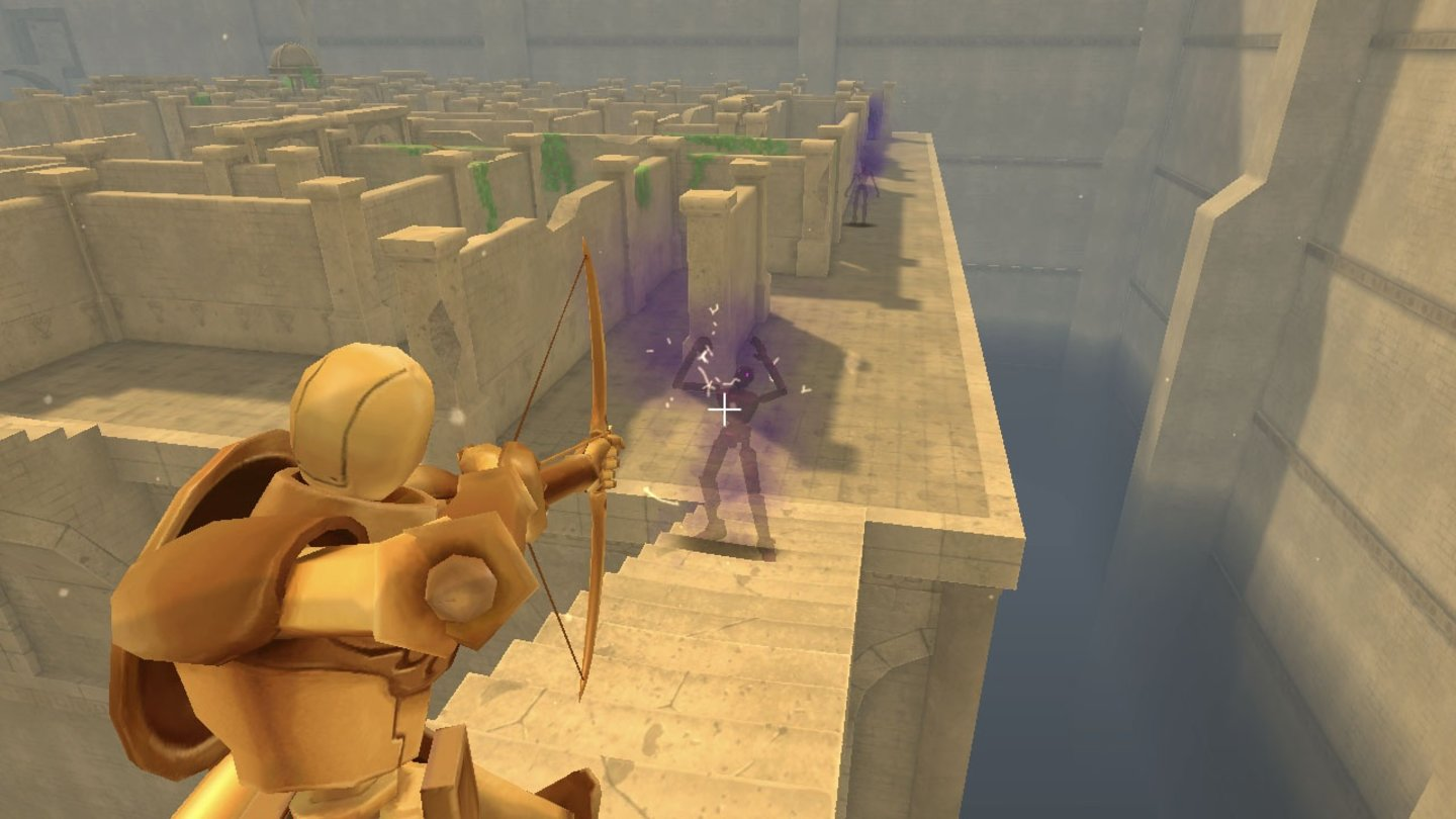 The Girl and the Robot - Screenshots