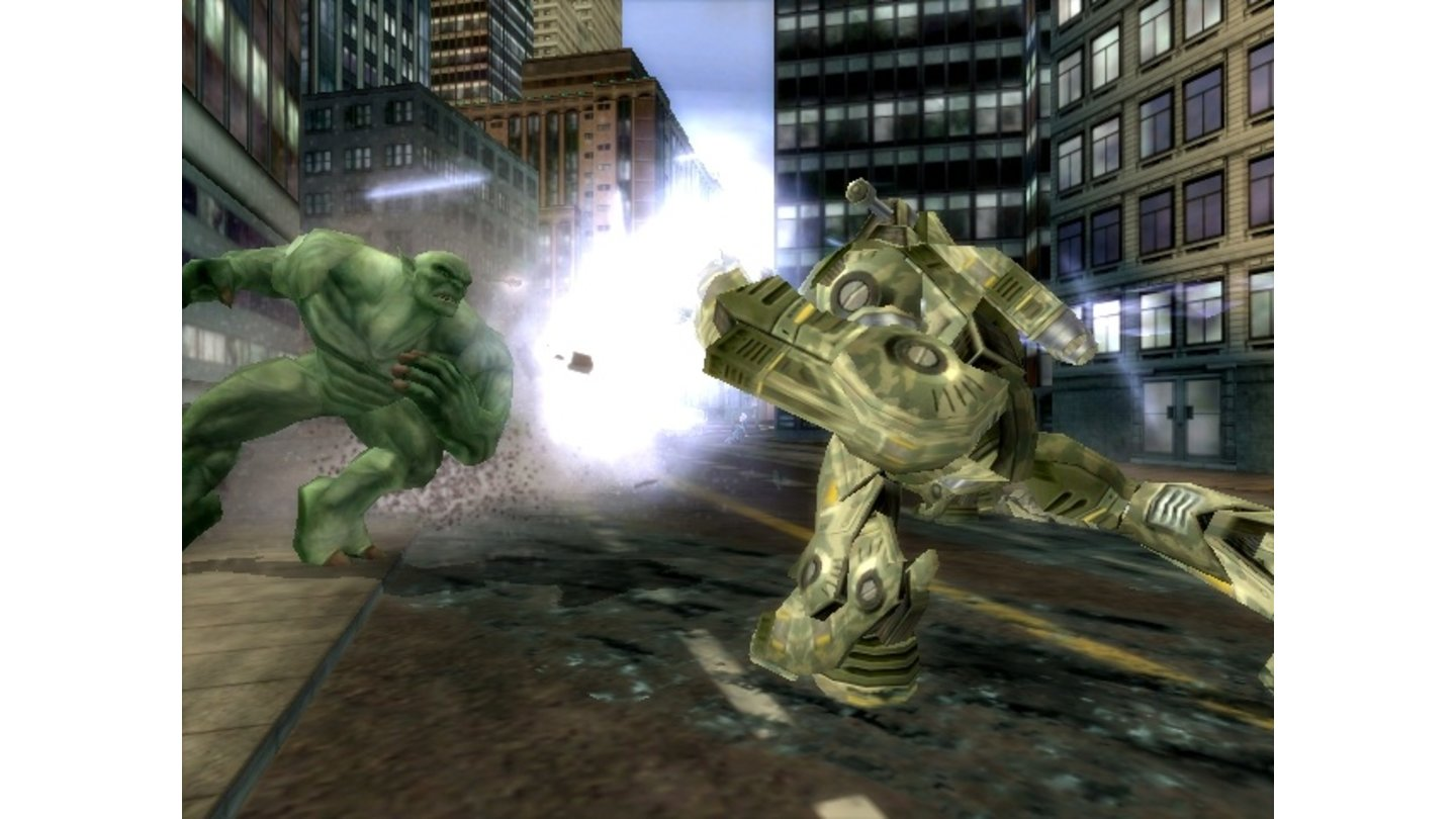 The Incredible Hulk Ultimate Destruction 13