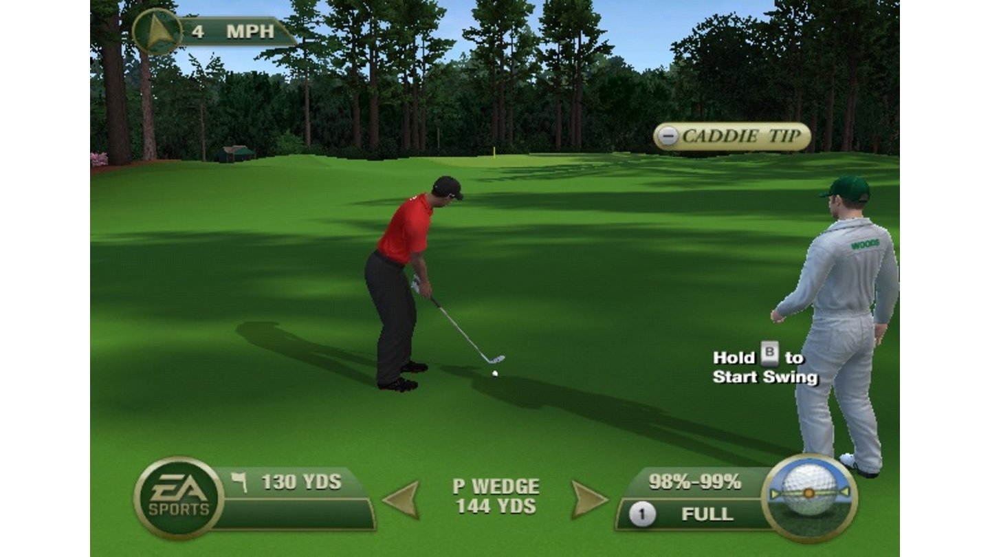 Tiger Woods PGA Tour 12: The Masters Wii