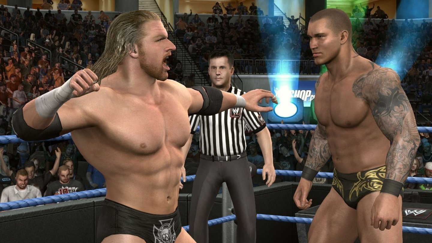 WWE Smackdown vs. Raw 2010 [Xbox 360, PS3]