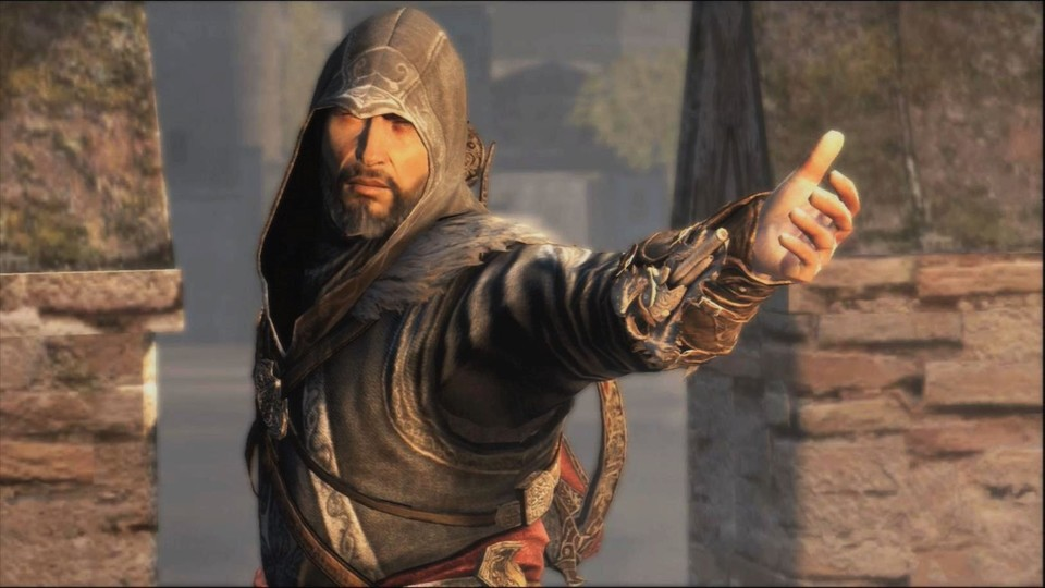 Assassin's Creed: Revelations - Hauptdarsteller Ezio...