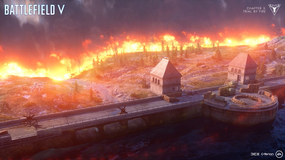 Firestorm, der Battle-Royale-Modus von Battlefield 5, war nicht Free to Play.