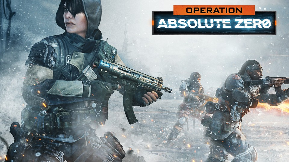 Call of Duty: Black Ops 4 bekommt mit Operation Absolute Zero ein riesiges Update.