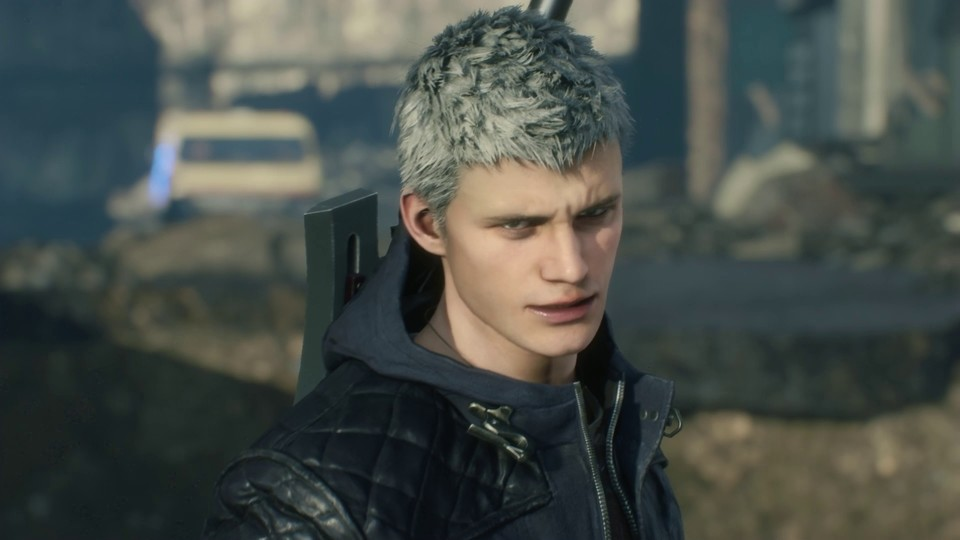 Auch in Devil May Cry 5 kam die RE Engine zum Einsatz.