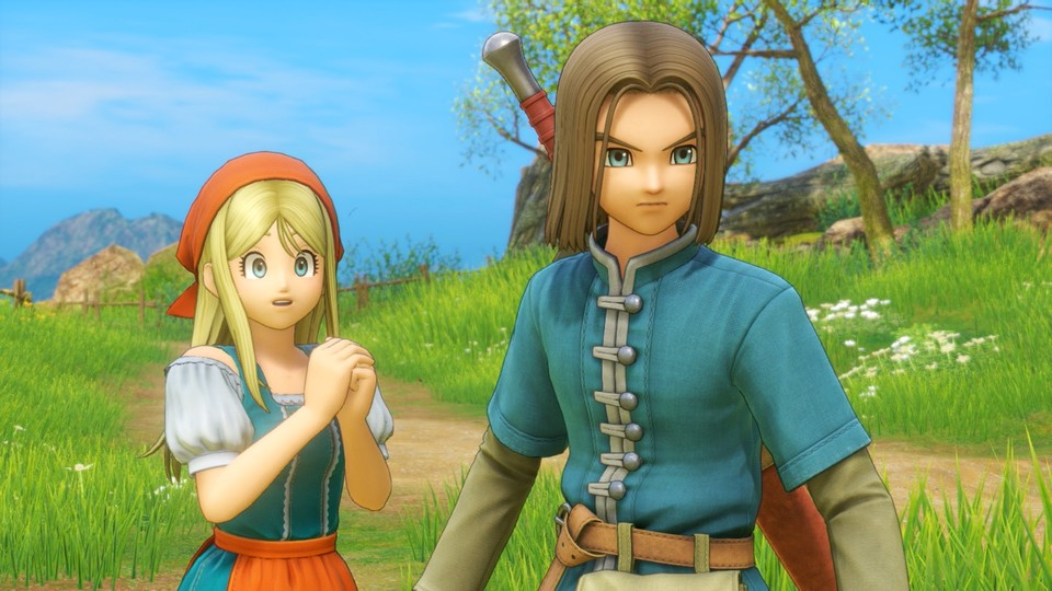 Die Definitive Edition von Dragon Quest 11 für die Switch erscheint am 27. September.