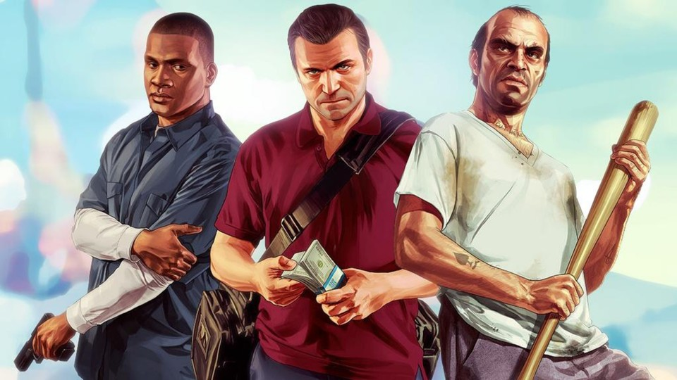 Ab sofort im Game Pass: GTA 5