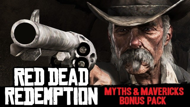 Red Dead Redemption - Myths and Mavericks