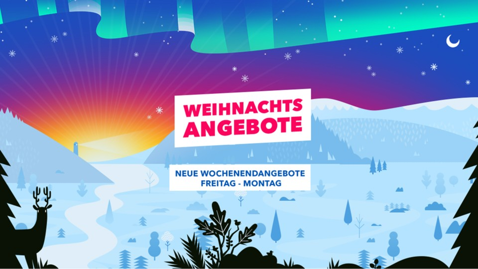 Sony Weihnachts-Deal