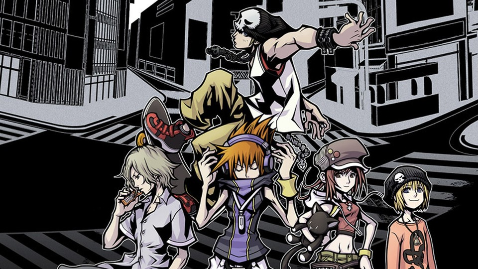 The World Ends With You kommt auf die Switch!