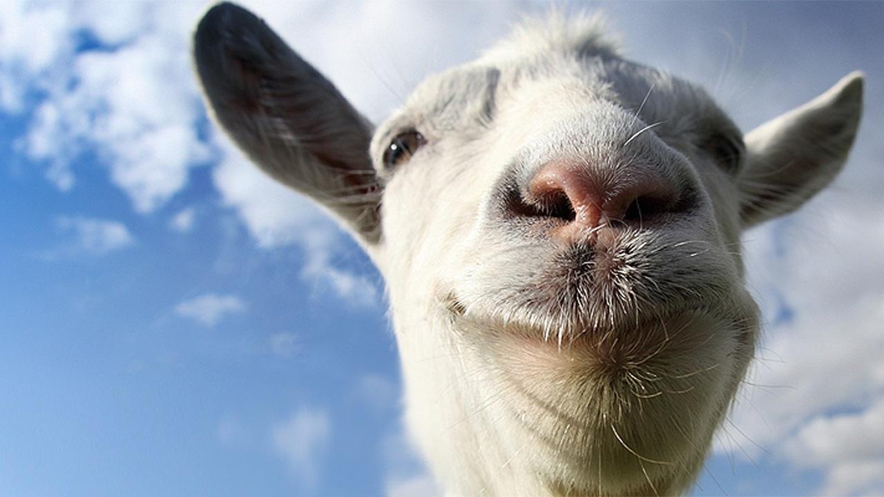 Goat Simulator - Release für iOS und Android