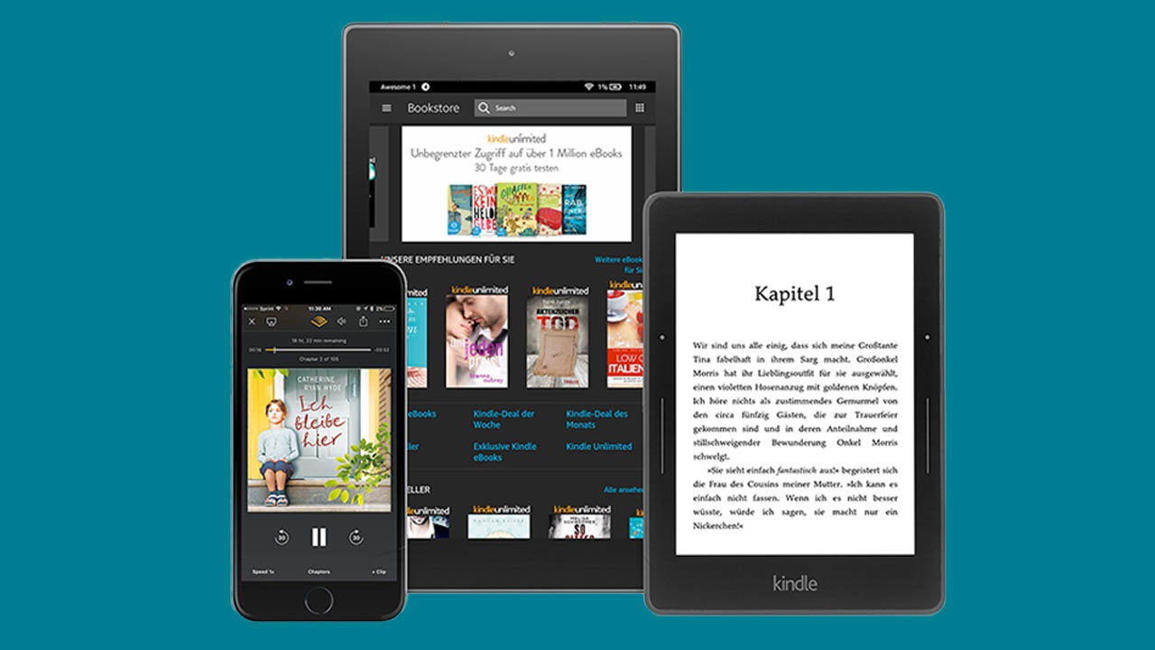 Kindle Unlimited Angebot