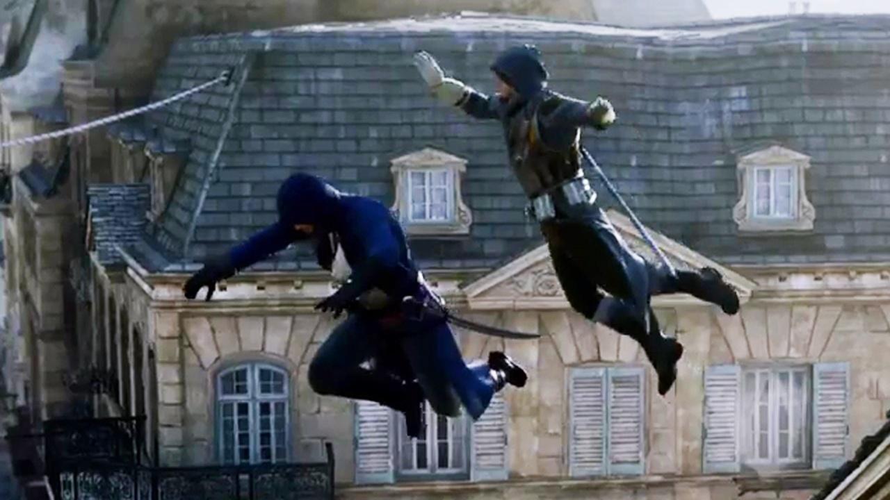 Assassin's Creed Unity - Blutige Revolution im Launch-Trailer