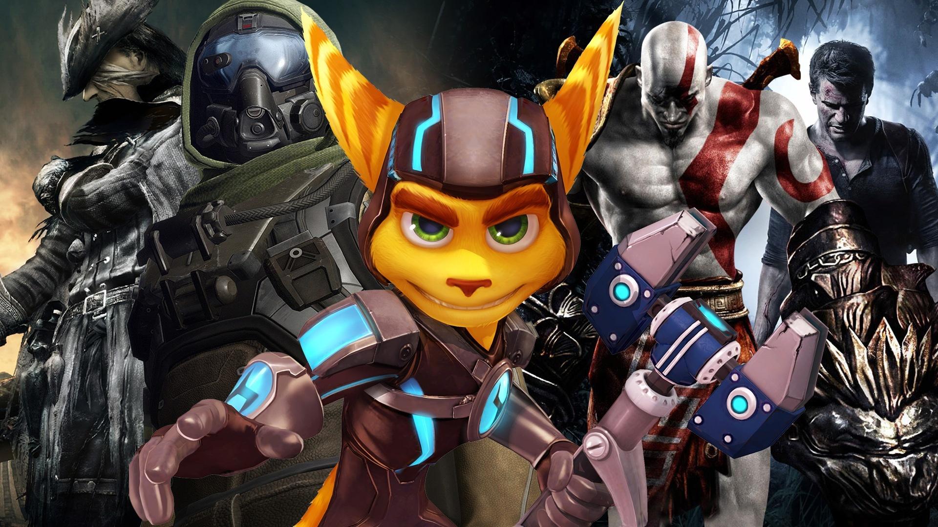 Die PS4 Spiele-Highlights - Zehn grandiose Titel für Sonys Konsole