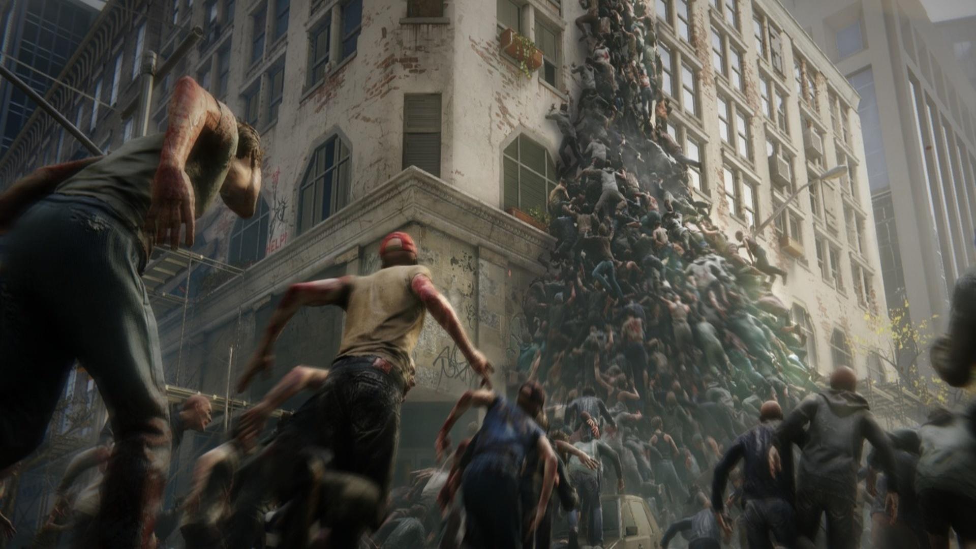 World War Z - Trailer: Sind das die coolsten Zombiehorden der Spielegeschichte?
