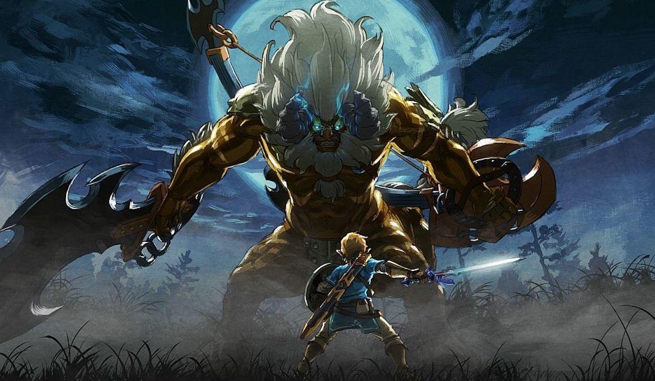Zelda Fan Bringt Nintendo Switch Ans Limit Das Liegt Bei